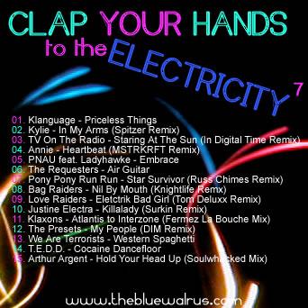 Klaxons, The - Clap Clap Sound