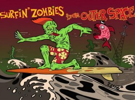 Surfing Zombies